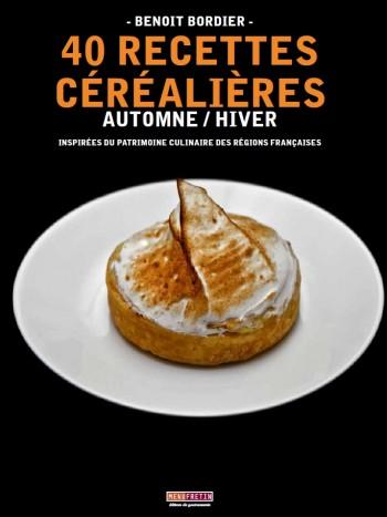 Couverture du livre 40 recettes céréalières