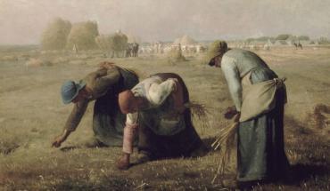 Des glaneuses ( 1857) - Jean-François Millet