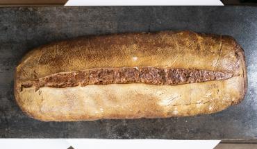 Le pain au levain de Sylvain Guillemot