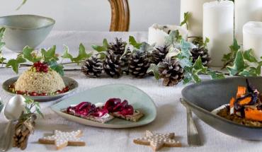 Menu léger et gourmand pour Noël