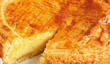 Recette  traditionnelle du gâteau basque