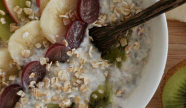 porridge avoine aux fruits