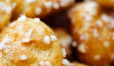 Recette des chouquettes au sucre