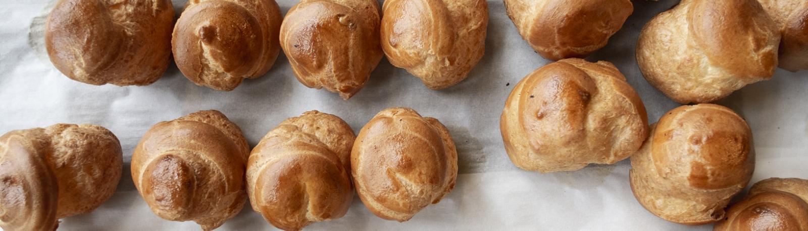 Ma pâte à choux de Jean-Marie Baudic