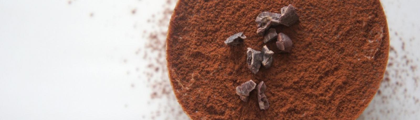 Gâteau au chocolat, gourmandise céréalière